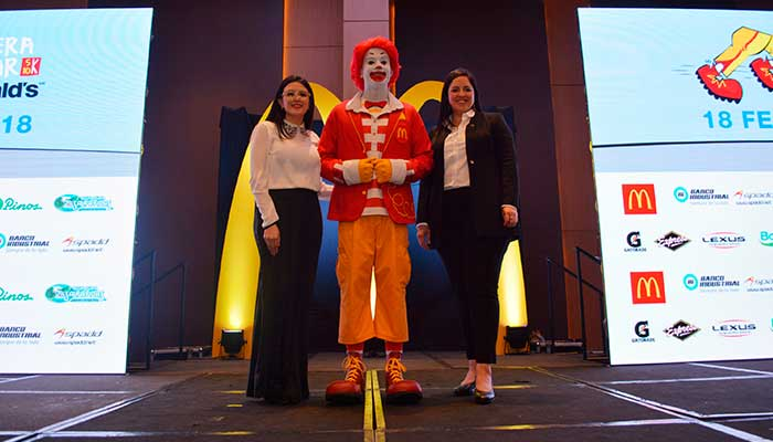 V Carrera Familiar McDonald's promueve una #VidaSaludable