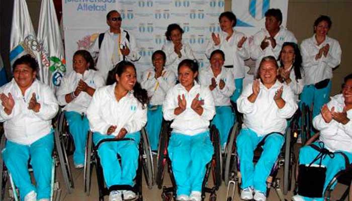 Guatemala está lista para participar en Juegos Paracentroamericanos Managua 2018