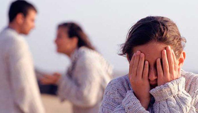 El rechazo es el golpe más fuerte que un niño o un joven puede sufrir