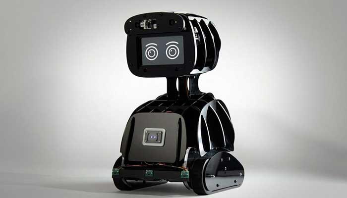 Misty 1, conoce el nuevo robot doméstico