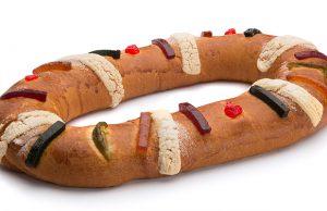 Disfruta las tradiciones con la Rosca de Reyes que te ofrece Anfora