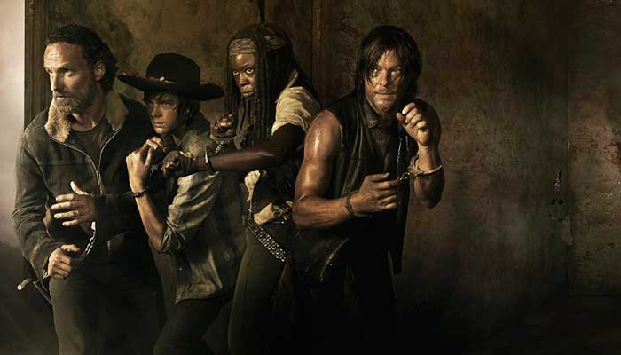 The Walking Dead confirma novena temporada para 2018