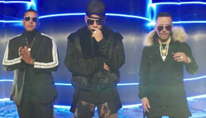 """Wisin estrena su video """"Todo comienza en la disco"""" junto a Yandel y Daddy Yankee"""