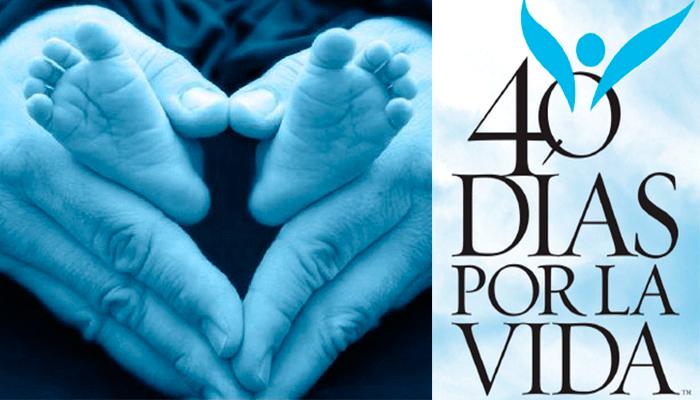 Invitan a guatemaltecos a unirse a la campaña 40 días por la vida