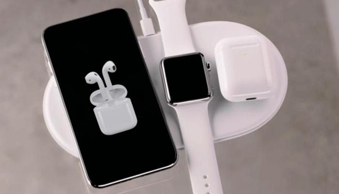 Apple lanzará su nuevo cargador inalámbrico