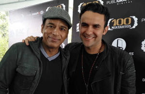 Todo listo para el primer concierto de Jon Secada y Carlos Peña con la Big Band en Guatemala