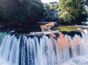 Conoce la belleza natural de Las Conchas y Cuevas Setzon en Alta Verapaz