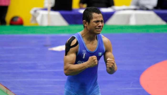 Luchador guatemalteco formará parte del equipo de América en Irán