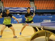 Jóvenes tenistas de mesa guatemaltecos empiezan a cosechar medallas de oro