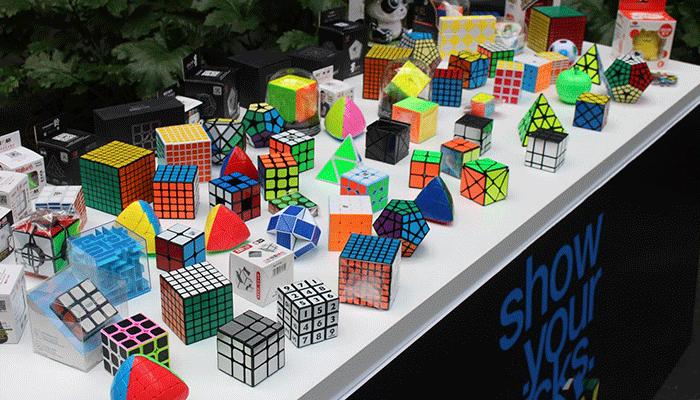 Rooftop presenta el primer torneo oficial de Cubo Rubik