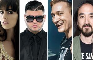 Lineup EMF 2018: Listado oficial de los artistas que se presentarán en el Empire Music Festival