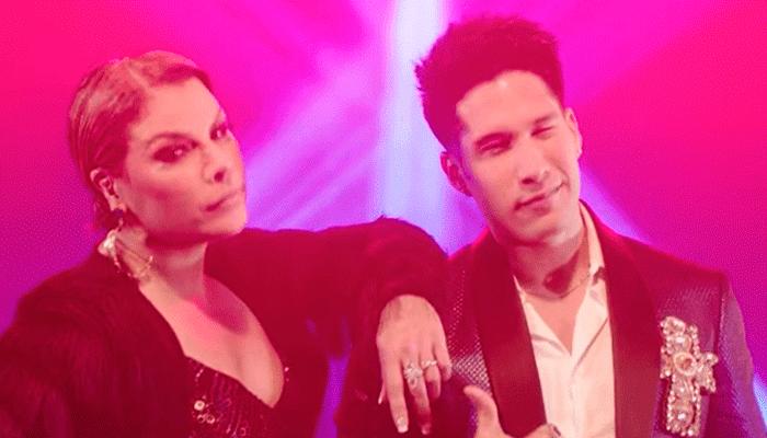 """Chyno Miranda y Olga Tañón video de nueva canción """"Como en Las Vegas"""""""