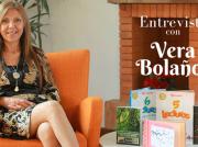 """Vera Bolaños nos presenta su libro """"Haikus en flor"""""""