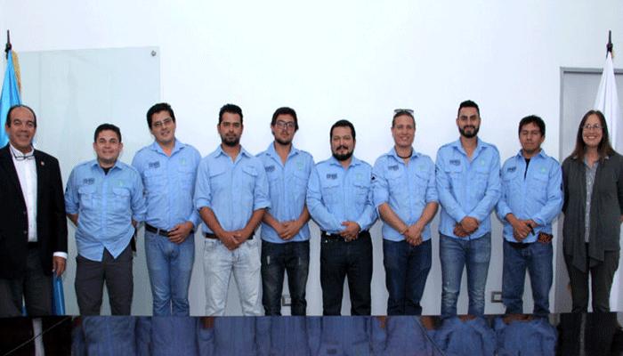 Atletas guatemaltecos listos para representar a Guatemala en El Peñón Classic Race 2018