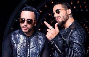 """Yandel presenta su sencillo y video """"Solo Mía"""" acompañado de Maluma"""
