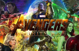 Ya esta aquí el Tráiler Oficial de Avengers: Infinity War