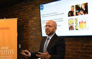 Diageo presenta su plataforma DRINKiQ para un consumo responsable