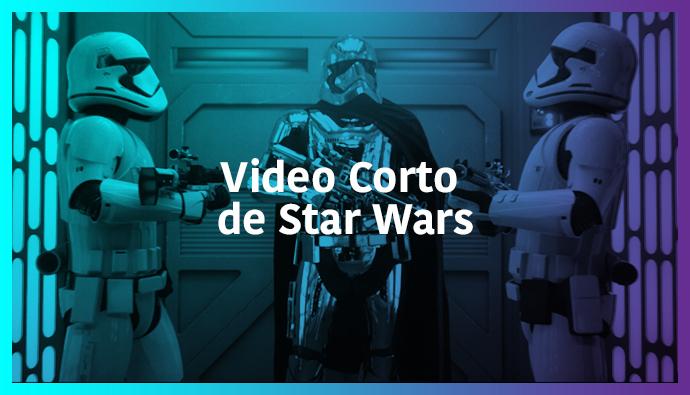 Entérate de cómo fue hecho este corto de Star Wars