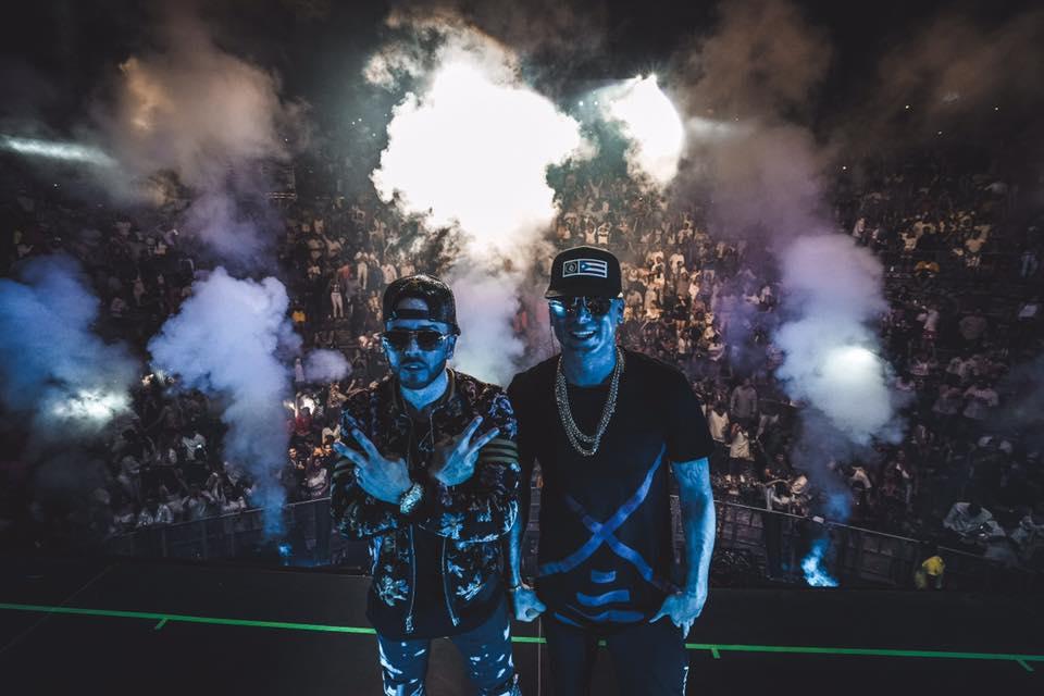El regreso de Wisin y Yandel