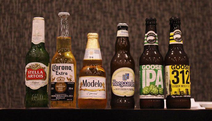 Degusta las mejores cervezas a nivel mundial con AMBEV