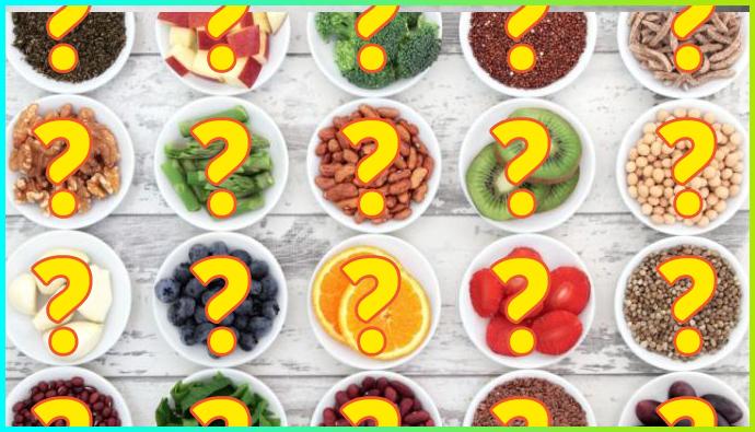 ¿quieres comer saludable? estos son los alimentos que necesitas