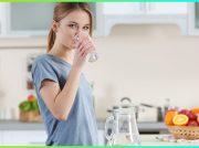 <b><center>Los beneficios de tomar agua</center></b>
