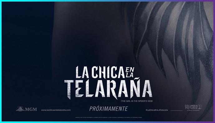 <b>La Chica en la Telaraña</b>