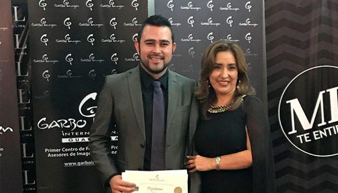 Garbo Imagen llega a su primer año en Guatemala