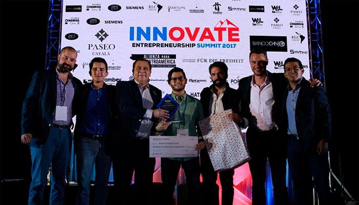 <center>Preparados para el INNOVATE Entrepreneurship Summit 2018</center>