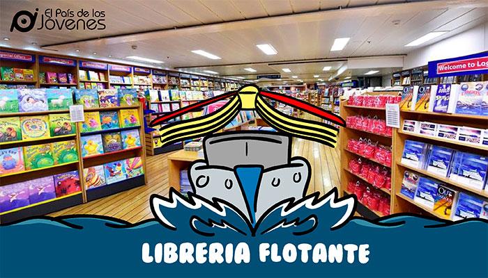 ¿Una Librería Flotante en Guatemala?