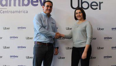 ¡A tu salud! Para tu seguridad Ambev y Uber tienen un regalo para ti