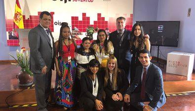 Nestlé y presidente de España premian a jóvenes emprendedores