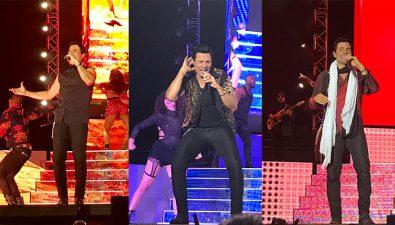 Lo mejor del concierto de Chayanne en Guatemala