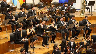 Presentaciones Orquesta Sinfónica Juvenil Intercultural