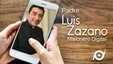 Padre Luis Zazano en Guatemala