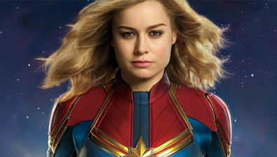 Capitana Marvel viene a ponerle fin a la guerra