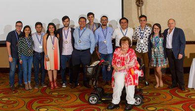 Fundación Juan Bautista Gutiérrez da reconocimiento a estudiantes