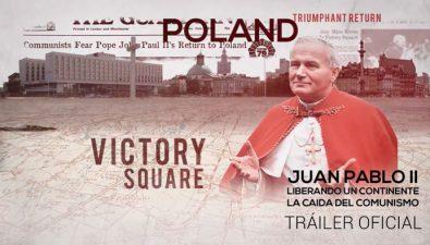 """""""Juan Pablo II y la caída del comunismo"""", ganadora de dos Emmys, viene a Guatemala"""