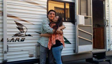 Jóvenes guatemaltecos recorrerán América en una casa rodante
