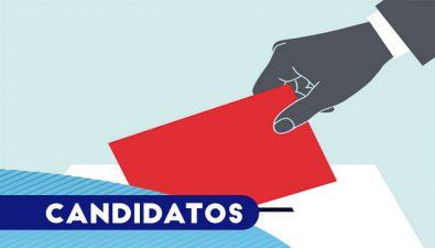 Lista de Candidatos a la presidencia- Elecciones 2019