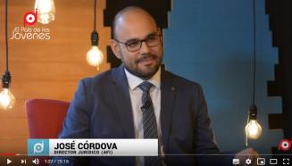 José Córdova director jurídico de AFI