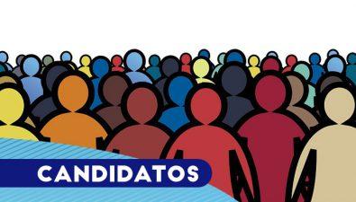 Lista de todos los candidatos a diputado