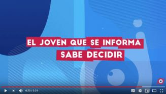 Video: Infórmate y Decide