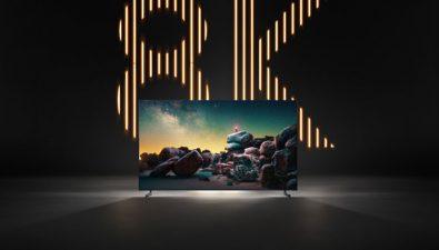 Samsung presenta el único televisor 8K en Guatemala