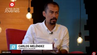 Carlos Meléndez Candidato a Alcalde