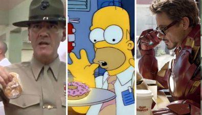 Las 5 mejores escenas de donas del cine y la televisión