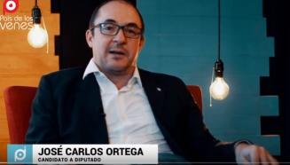 Jose Carlos Ortega candidato a diputado
