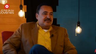 Luis Garcia candidato a alcalde