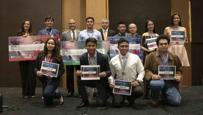 Tres jóvenes representarán a Guatemala en el Campeonato Mundial de Microsoft Office