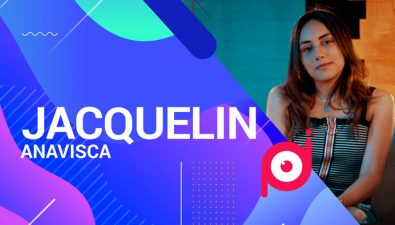 """Jacquelin Anavisca: """"A través del baile puedo expresar lo que tengo en mi corazón"""""""